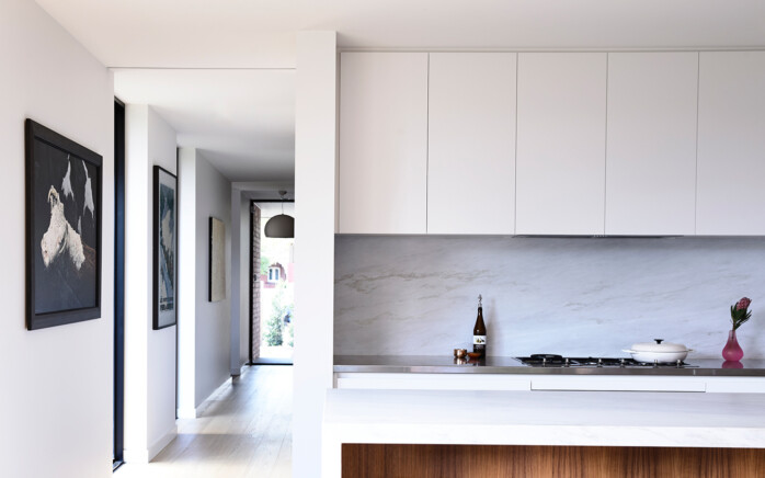 Home DSGN: Elsternwick House
