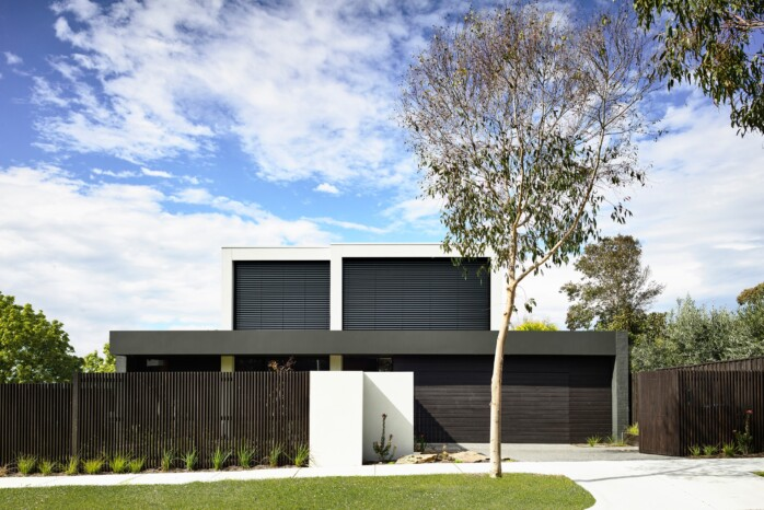 Contemporist: Black Rock House