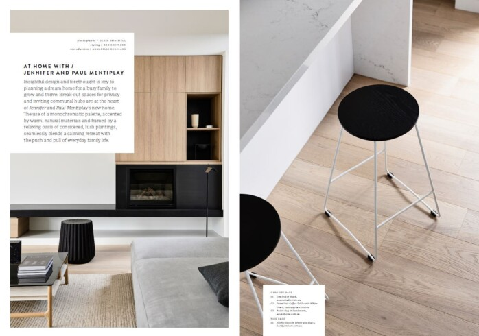 Fete Magazine: Black Rock House