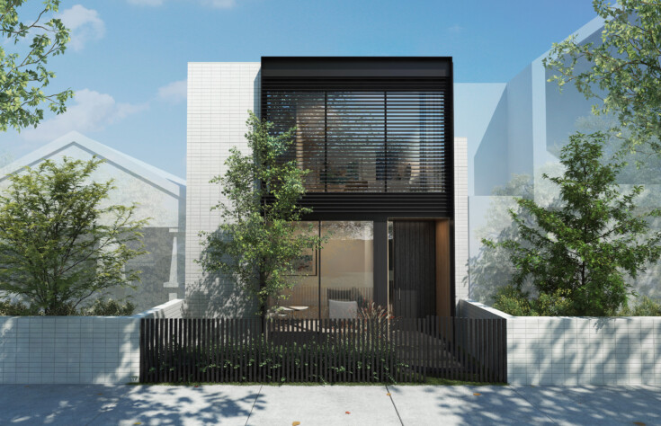 InForm Port Melbourne Architect Designed Build